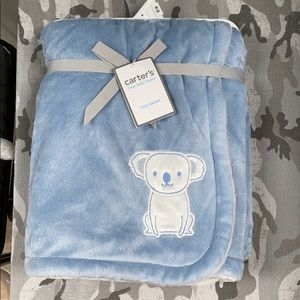 NWT blanket from Carters